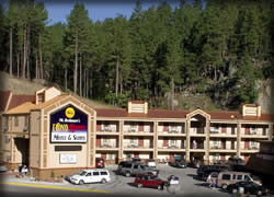 Mt. Rushmore's Washington Inn & Suites